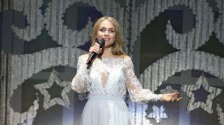 Алена Ланская. Фото из архива
