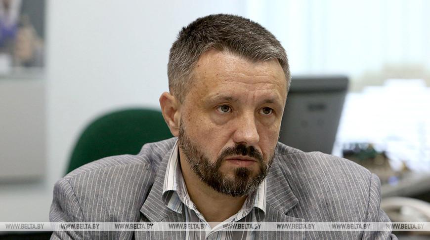 Сергей Мусиенко. Фото из архива