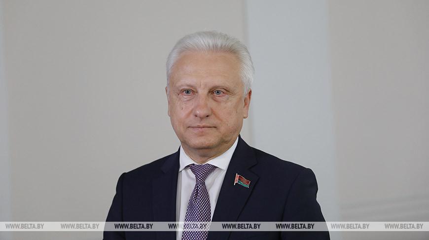 Сергей Рачков. Фото из архива