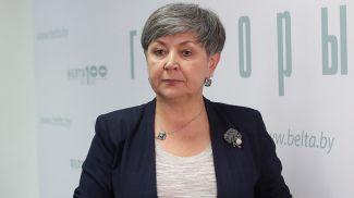 Жанна Романович. Фото из архива