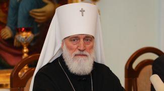 Митрополит Минский и Заславский Павел. Фото из архива