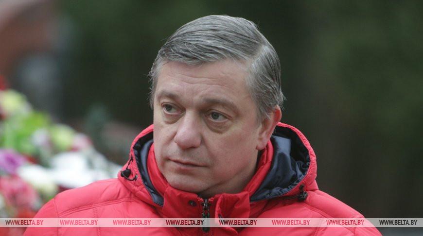 Сергей Ковальчик. Фото из архива
