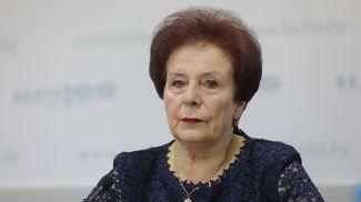 Татьяна Кравченко. Фото из архива