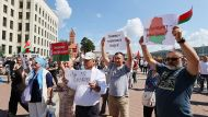Замкомандира ОМОНа: прошу всех жителей Беларуси сохранять благоразумие и не поддаваться на провокации