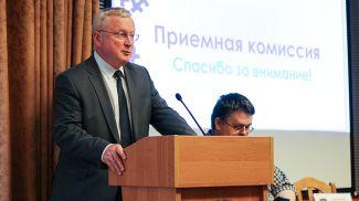 Геннадий Пальчик. Фото Академии управления