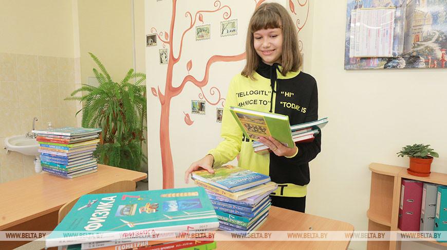 Учащаяся 7 класса Елизавета Конопаева