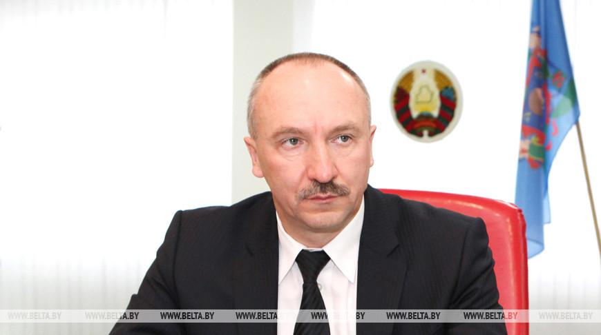 Александр Конюк. Фото из архива
