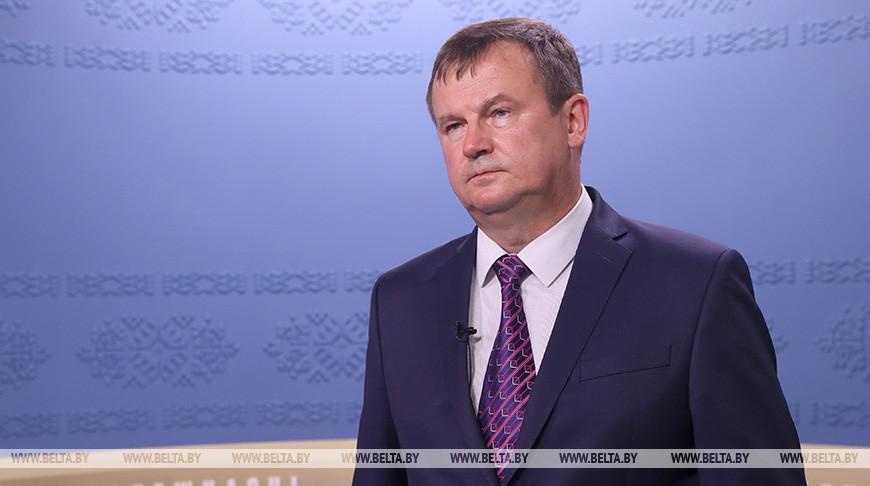Андрей Равков. Фото из архива