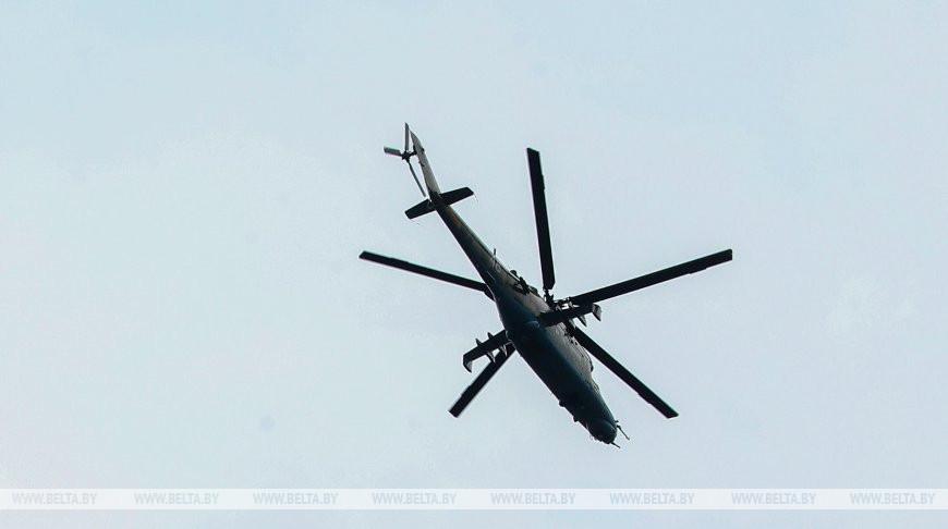 Минобороны: белорусская авиация выполняла задачи сугубо в воздушном пространстве Беларуси