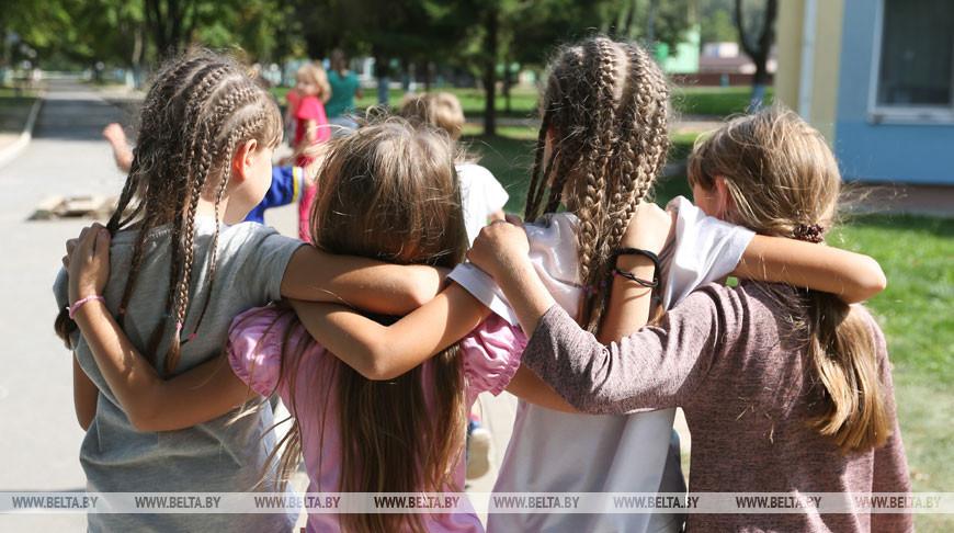 В летних лагерях Беларуси оздоровились более 150 тыс. детей