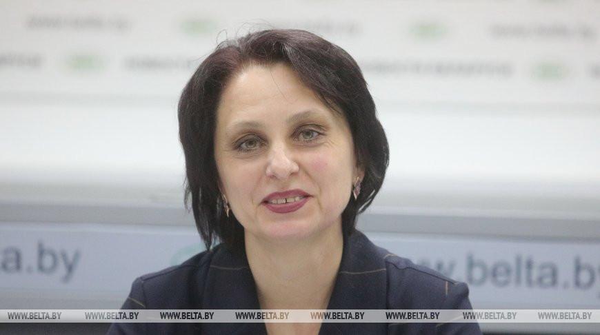 Ирина Каржова. Фото из архива