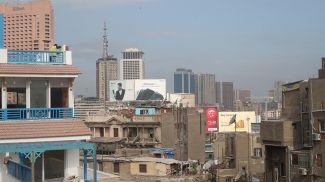 На улицах Каира. Фото из архива