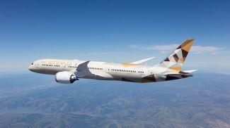 Фото Etihad Airways