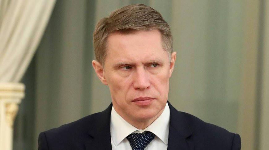 Михаил Мурашко. Фото ТАСС
