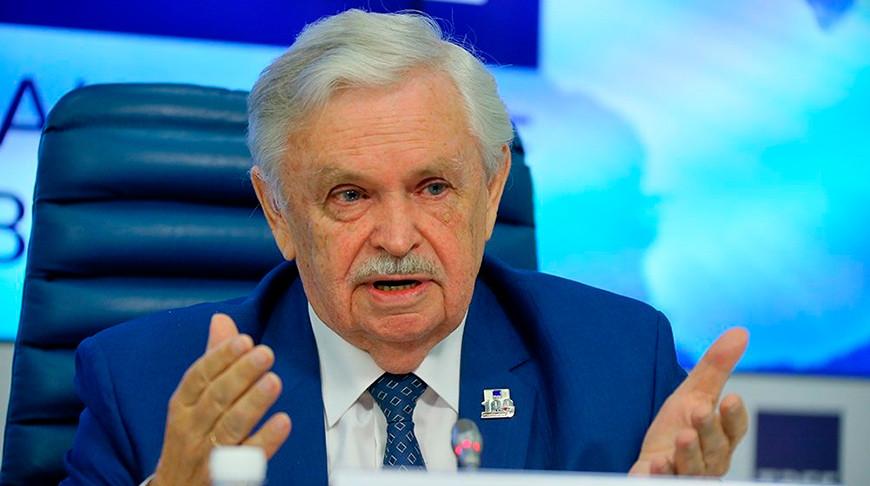 Альберт Лиханов. Фото Российского детского фонда
