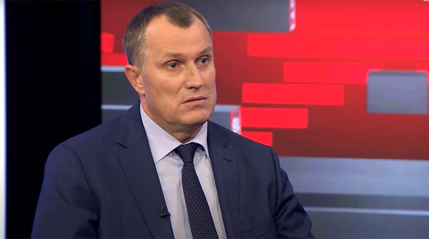 Исаченко: где люди трудятся, там нет забастовок