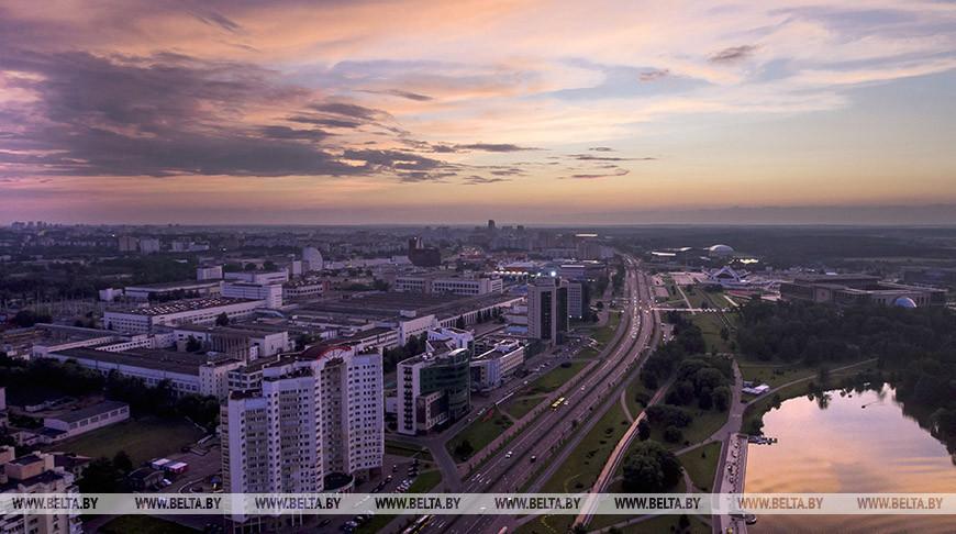 Грозы ожидаются местами по Беларуси 8 сентября