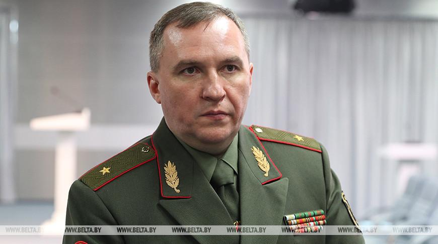Министр обороны Беларуси рассказал о ситуации вдоль западных границ и реагировании Вооруженных Сил