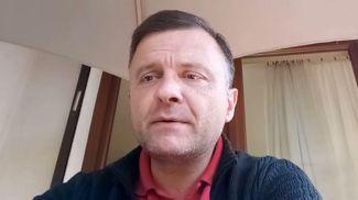 Политик, политолог, публицист Матеуш Пискорский (Польша). Скриншот видео СТВ