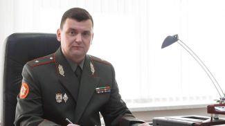 Олег Воинов. Фото Министерства обороны