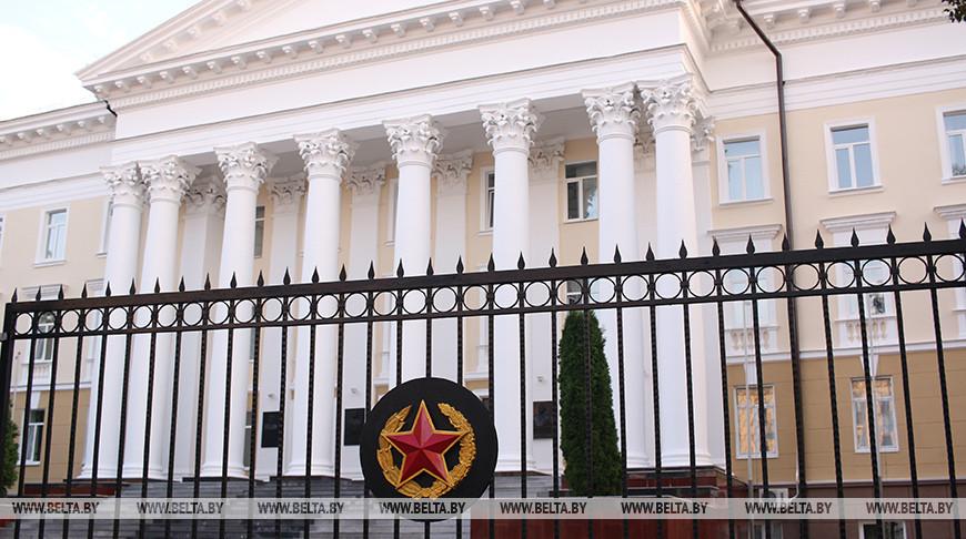 Беларусь не исключает силового варианта реагирования на прямые военные угрозы извне — Минобороны