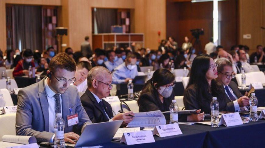 Беларусь приняла участие в Глобальной конференции по логистике в китайском Сиане