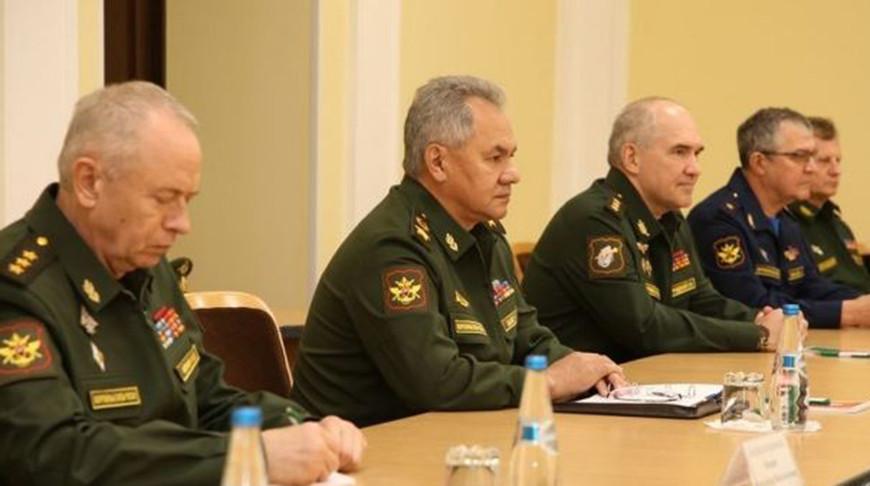 Фото Министерства обороны
