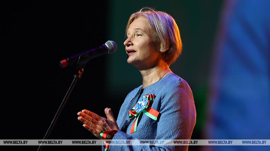 Участница женского форума 'За Беларусь': родина у нас всех одна