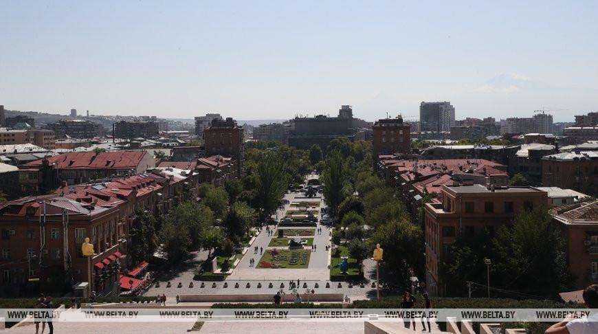 Ереван. Фото из архива