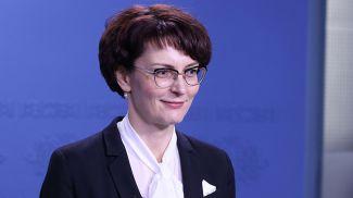 Елена Кроткова. Фото из архива
