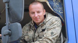 """Павел Тихонов из ОАО """"Амкодор-Шклов"""