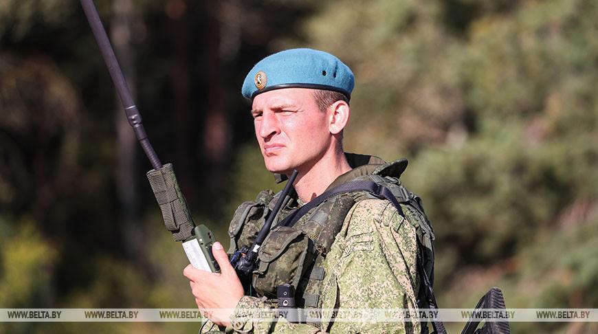 """На учении """"Славянское братство"""""""