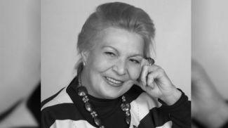 Тамара Муженко. Фото teatrkinoaktera.by