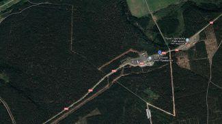 Скриншот из Google Maps