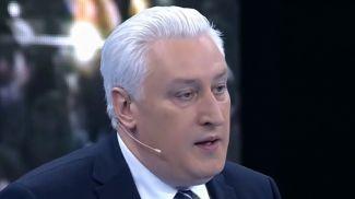 "Игорь Коротченко. Скриншот видео ""Беларусь 1"""