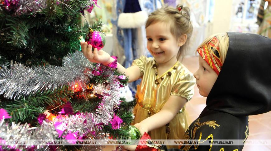 Новогодняя благотворительная акция «Наши дети» пройдет с 10 декабря по 10 января