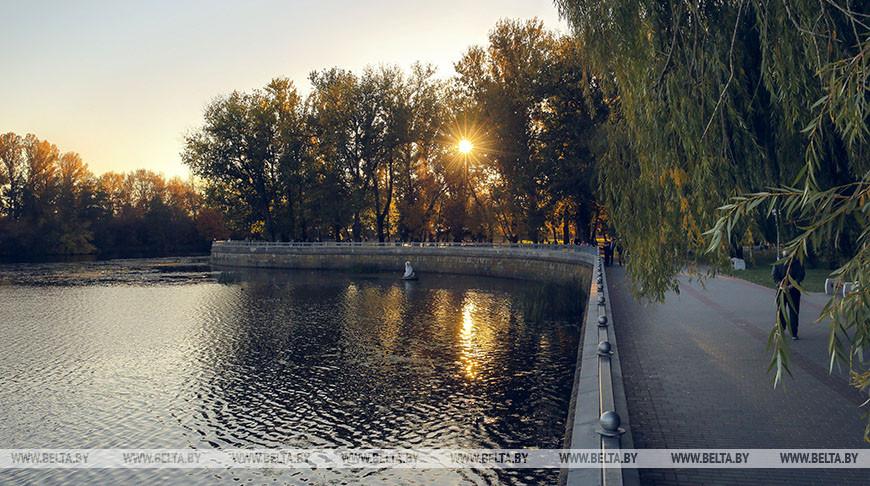 Осень в Бресте. Фото из архива