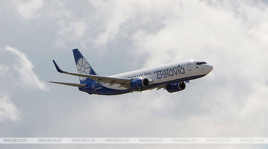Рейсы 'Белавиа' из Минска в Москву с 19 октября будут трижды в неделю