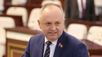 Василий Панасюк. Фото из архива