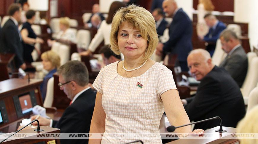 Ирина Луканская. Фото из архива