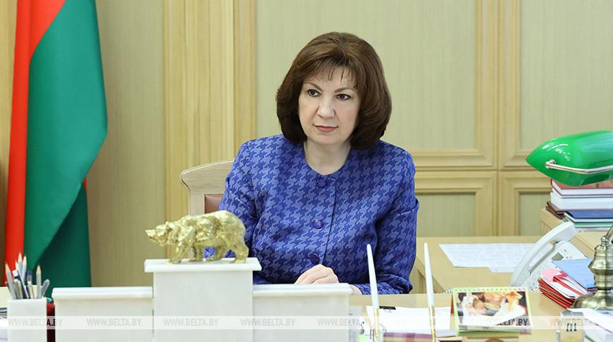 Многие вопросы, поступившие от граждан на прежние прямые линии, уже удалось решить — Кочанова