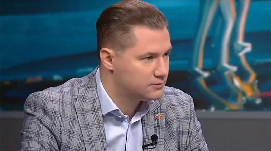 Сергей Лущ. Скриншот из видео ОНТ