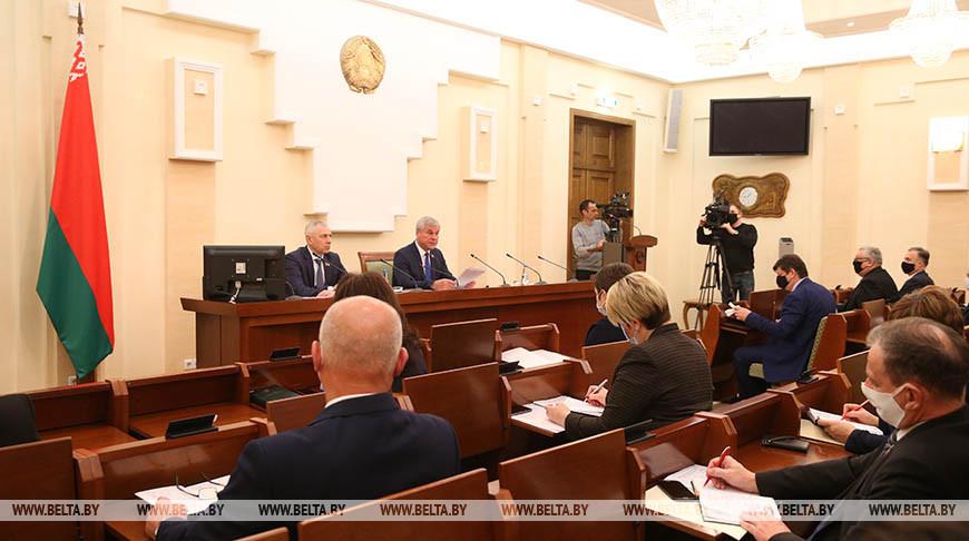 Андрейченко: нужно вовлечь в общенациональный диалог как можно больше белорусов