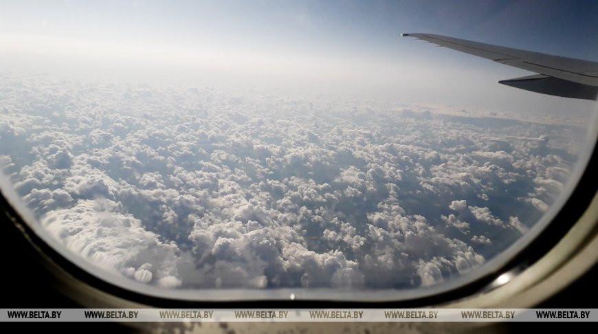 Авиарейс Пекин - Минск - Пекин не будет выполняться до 30 ноября