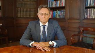 Игорь Фисенко. Фото посольства