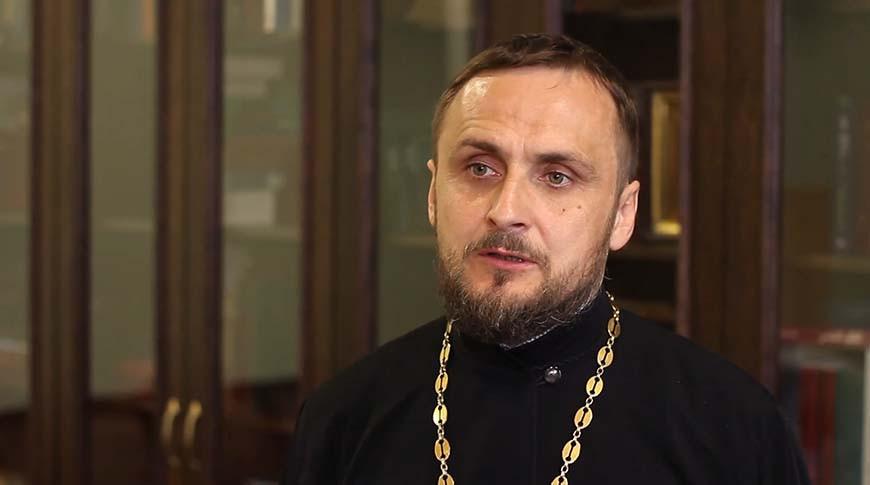 Павел Сердюк. Фото официального портала БПЦ