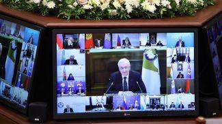 Фото пресс-службы Секретариата Совета МПА СНГ