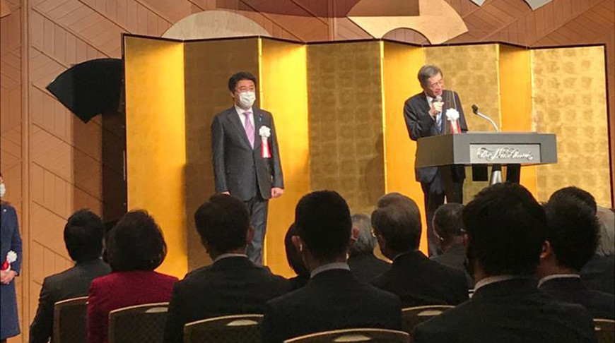 Фото белорусской дипломатической миссии в Японии