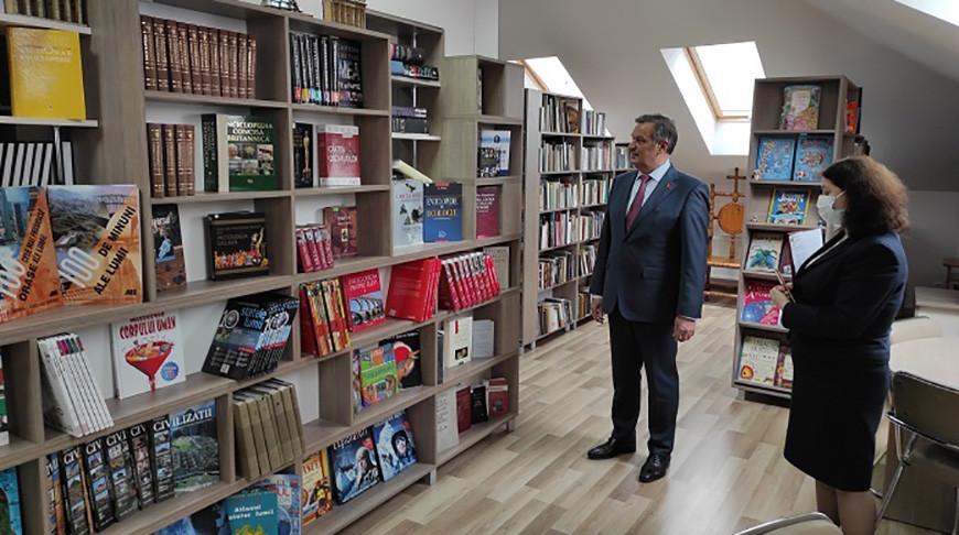 Фото белорусского посольства в Кишиневе