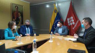 Фото посольства Беларуси в Венесуэле